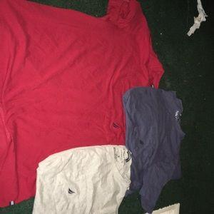 2 nautica shirts